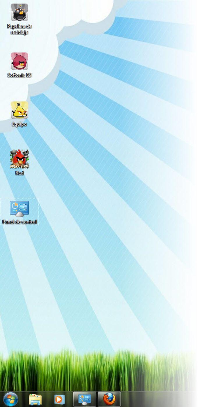 Tema de Angry Birds