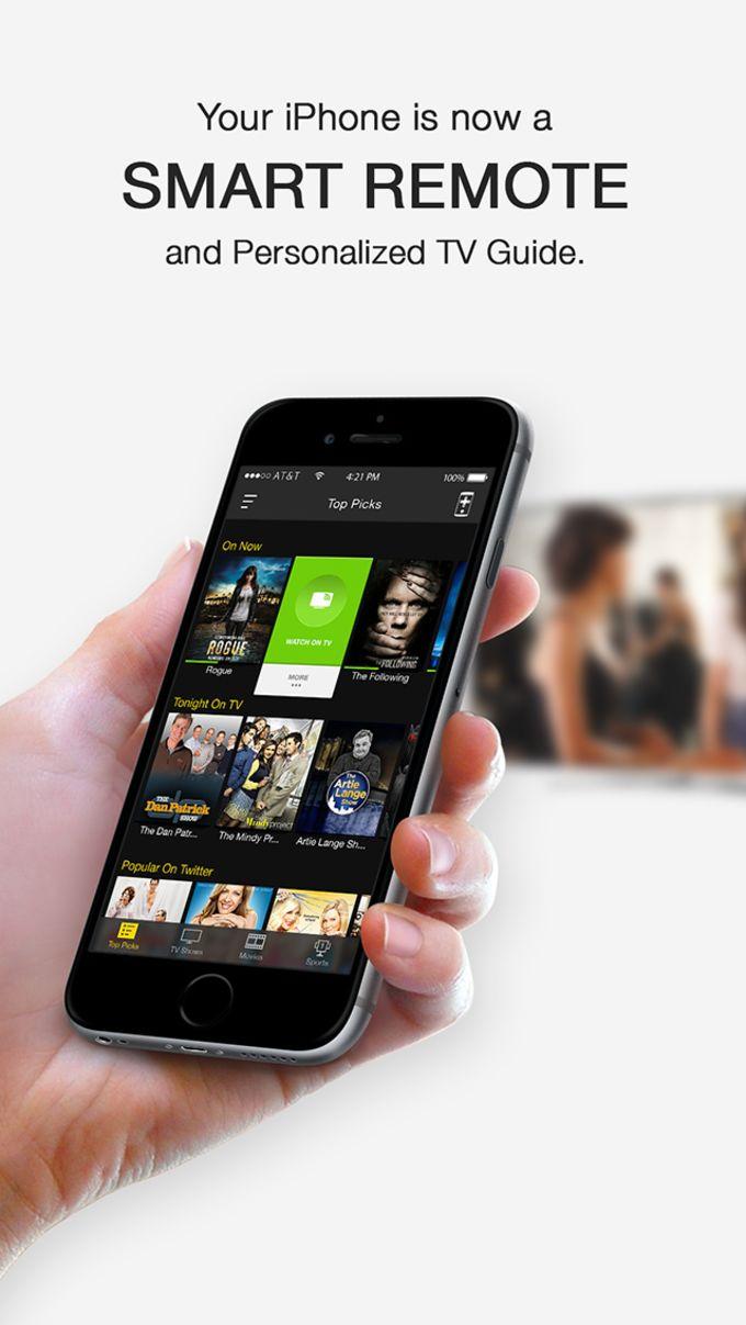 Peel Smart Remote & TV Guide