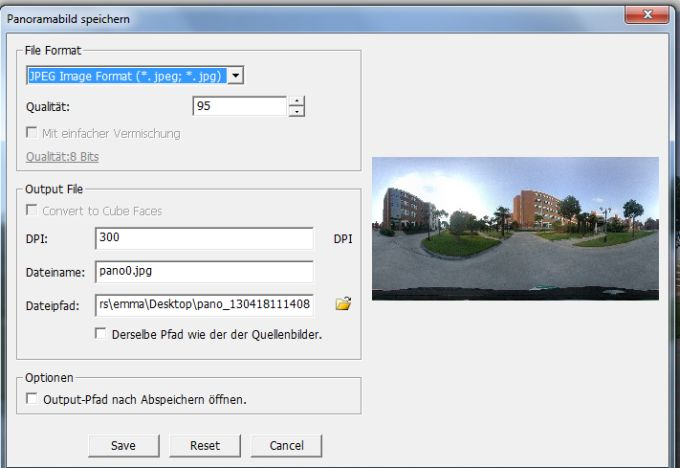 Panoramasoftware