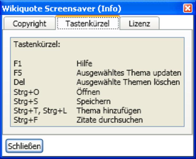 WikiquoteScreensaver