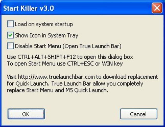Start Killer