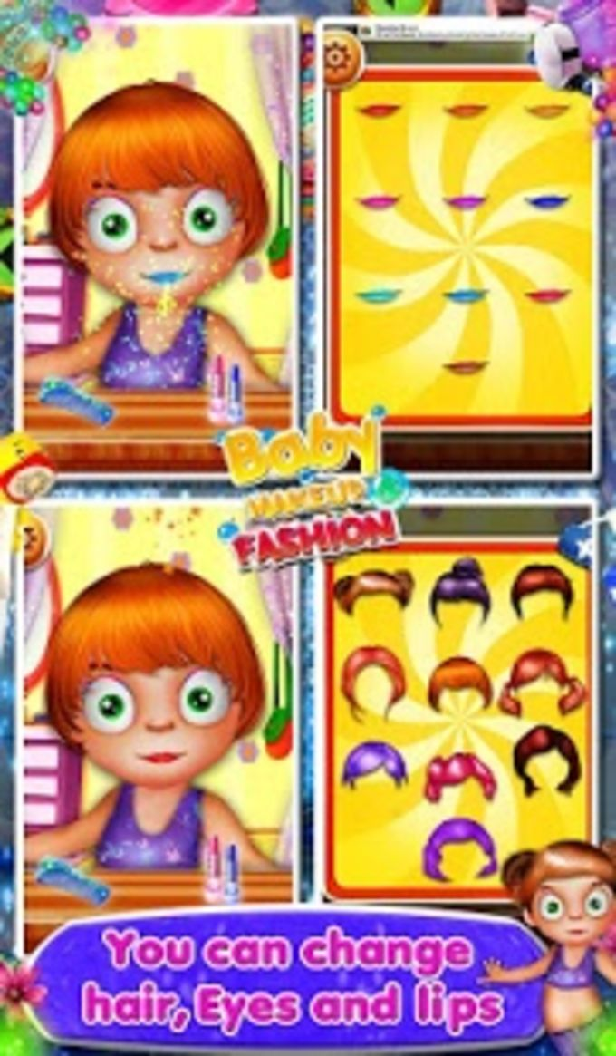 Baby Makeup & Fashion Salon