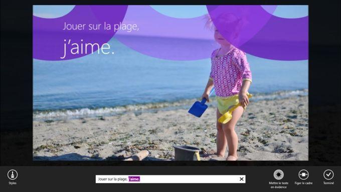 Instants vidéos pour Windows 10