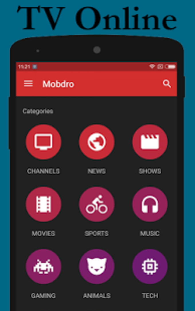 Live Mobdro TV Online Guide