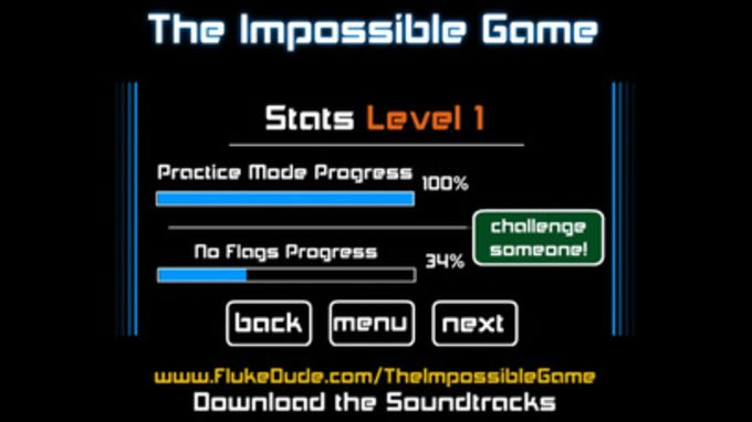 The Impossible Game