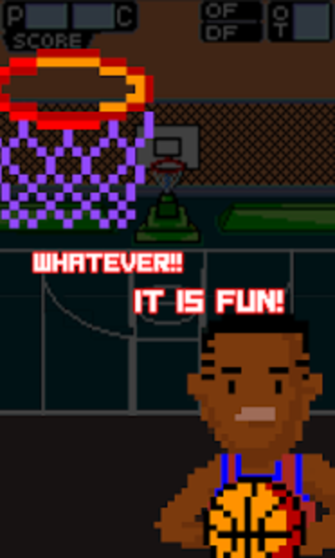 Tiny Basketball 2014