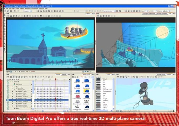 Toon Boom Digital Pro