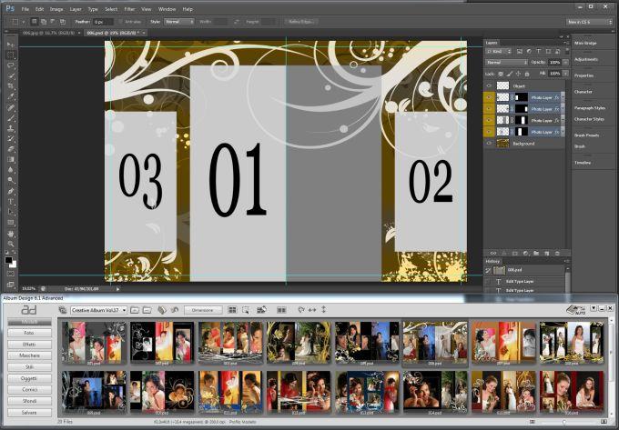 Album Design 6 Advanced