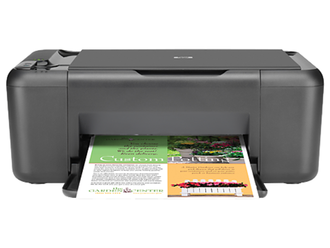 HP Deskjet F2480 All-in-One Printer drivers