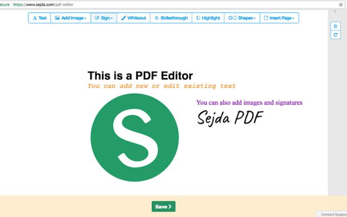 Sedja PDF