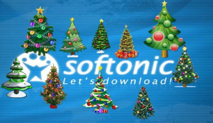 Animated Christmas Tree for Desktop Multipack