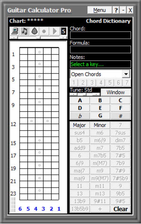 Guitar Calculator Pro 4012 Serial Surfingbio
