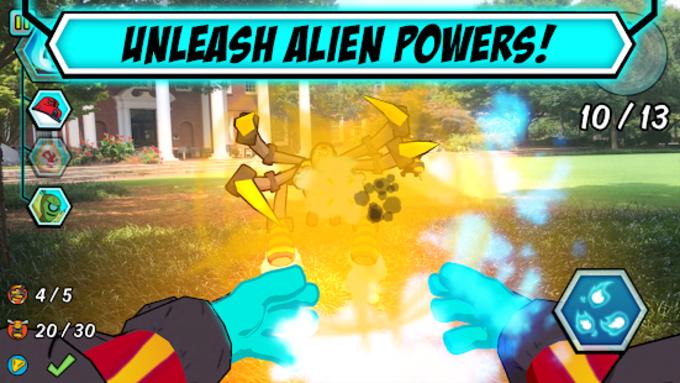 Ben 10 Alien Experience