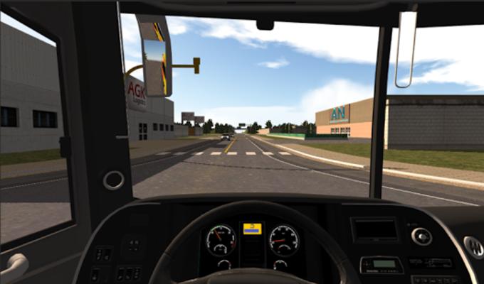Heavy Bus Simulator