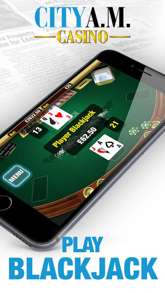 City A.M. Casino - Slots, Blackjack & Roulette