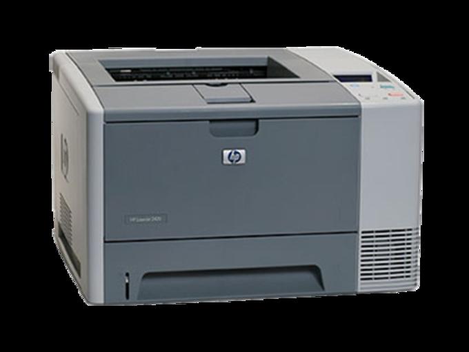 HP LaserJet 2420 Printer drivers - بارگیری