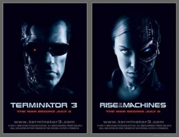 Terminator 3: Rise of The Machines Trailer