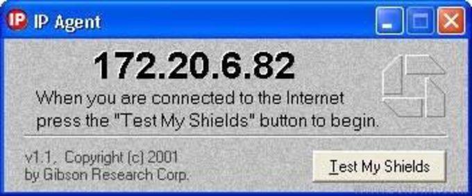 IP Agent for ShieldsUP!