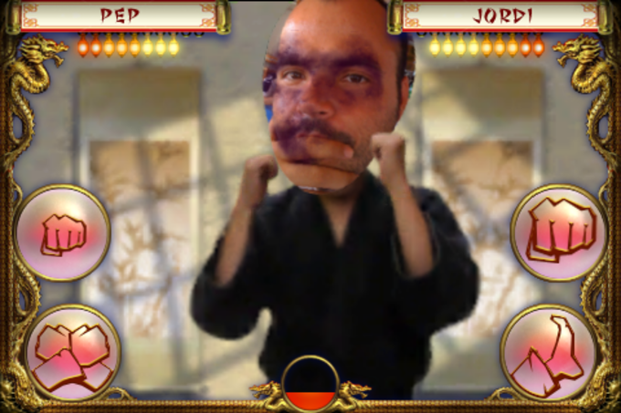 FaceFighter HD Face2Face
