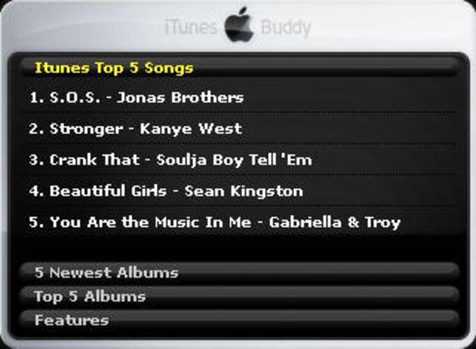 iTunesBuddy