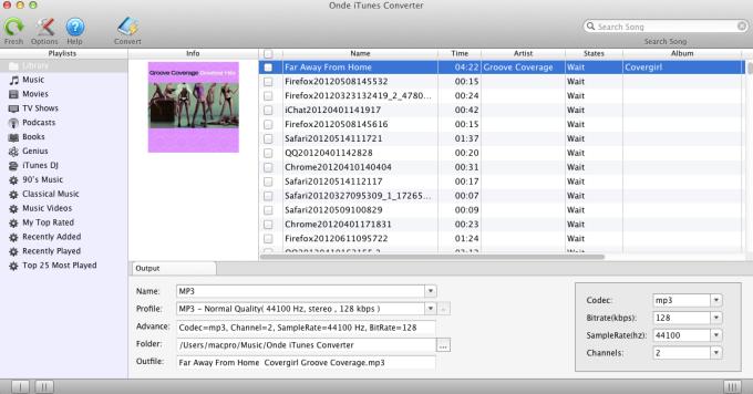 Onde iTunes Converter