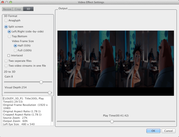 DVDFab 3D Video Toolkit for Mac