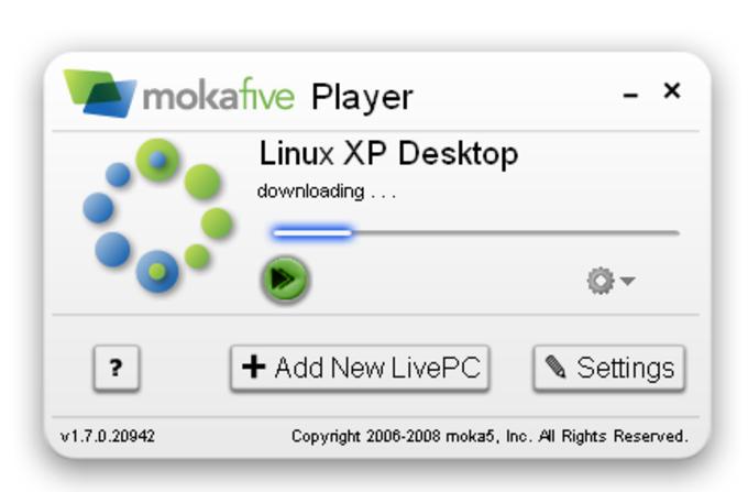 MokaFive Player