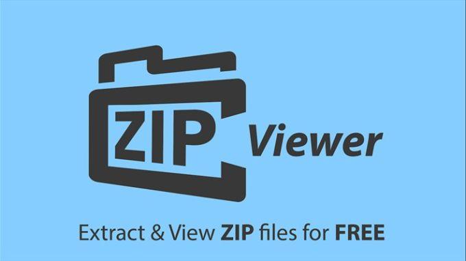Zip Viewer