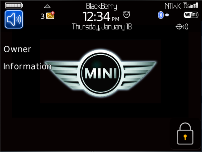 Tema Mini Cooper S