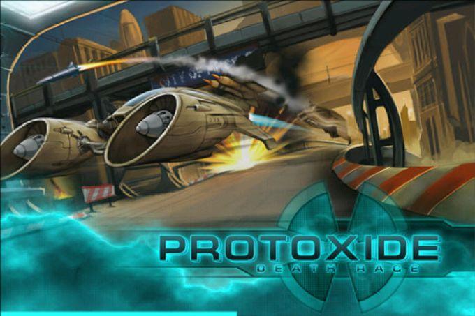 Protoxide: Carrera A Muerte
