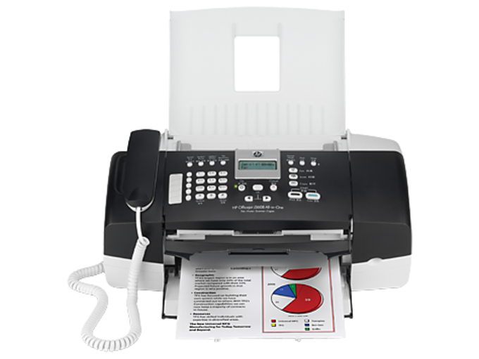 HP Officejet t45 All-in-One Printer Drivers
