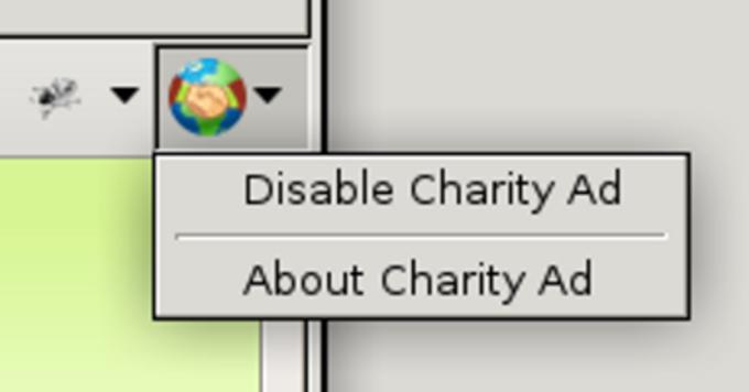 CharityAd (pour Firefox)