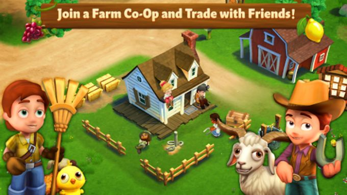 FarmVille 2: Escapada Rural