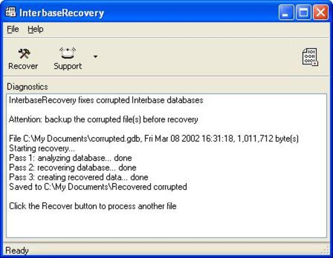 InterbaseRecovery