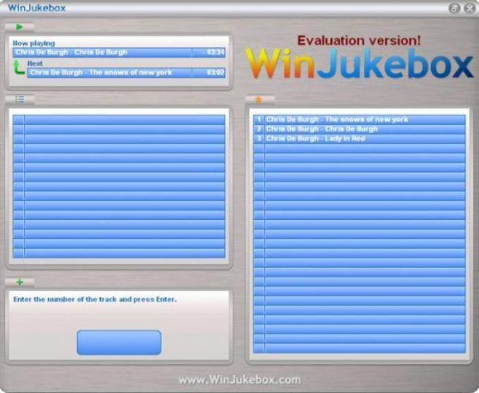 WinJukebox