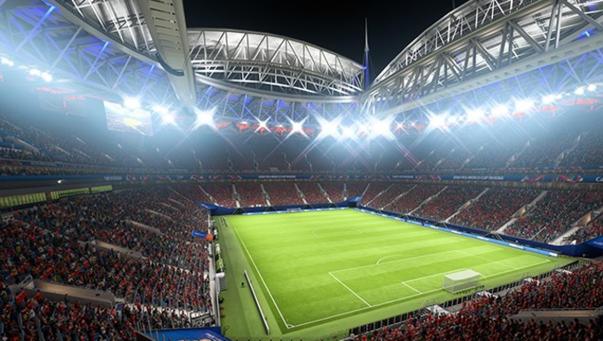 FIFA 18 World Cup Russia Update