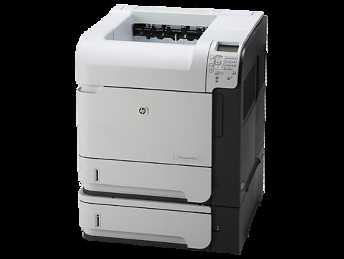 HP LaserJet P4015x Printer drivers