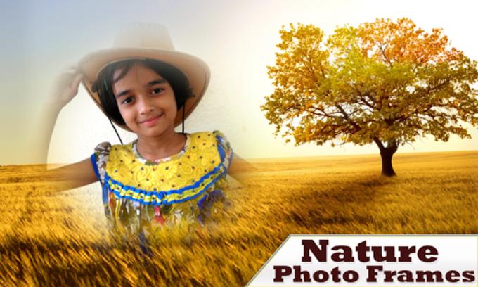 Nature Photo Frames