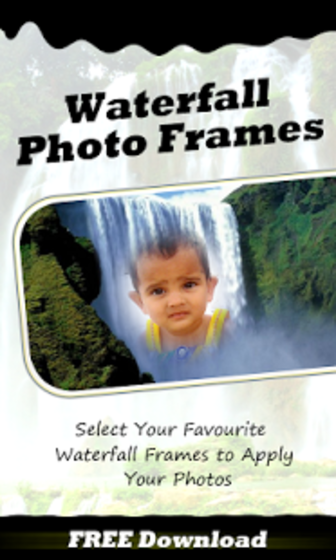 Waterfall Photo Frames for Android - Download
