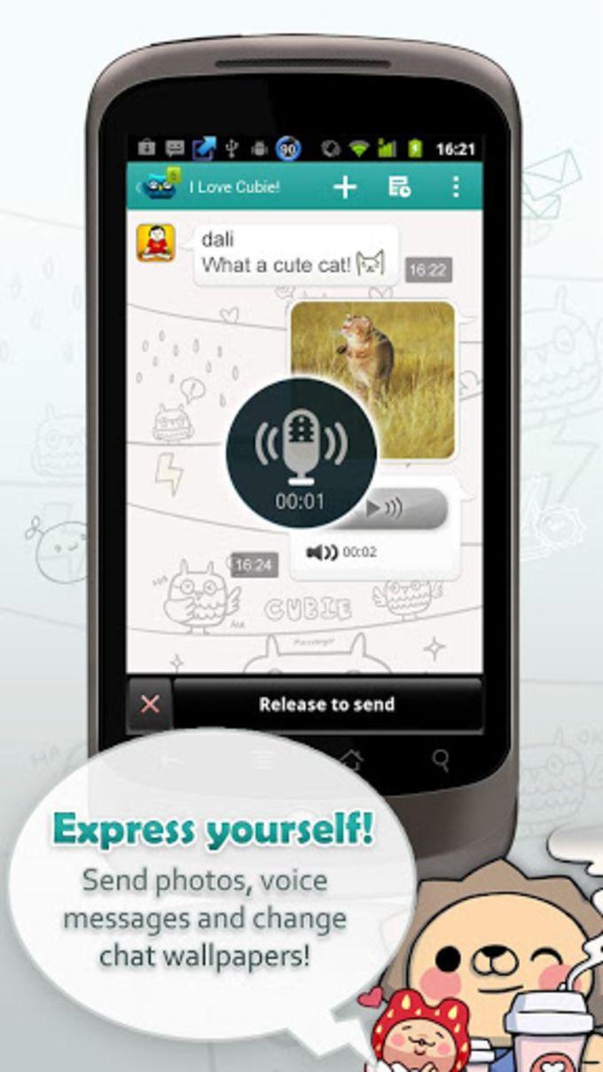 Cubie Messenger