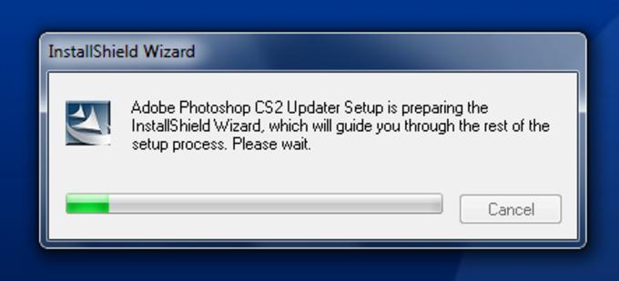 Parche para Adobe Photoshop CS2