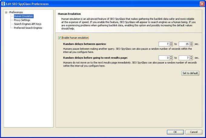 SEO SpyGlass Software
