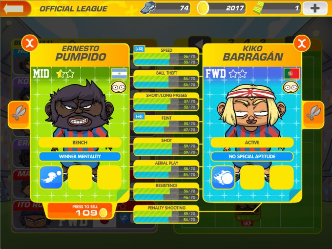Football Maniacs Manager
