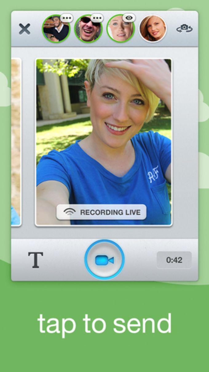 Glide – mensajería instantánea en video
