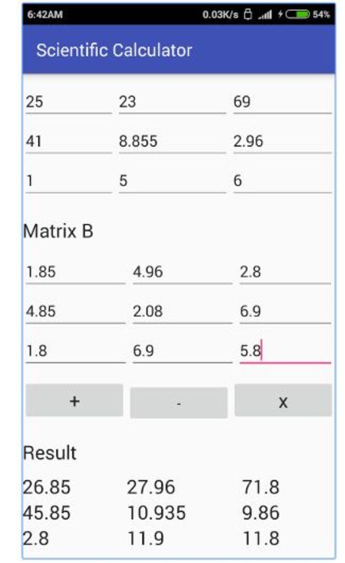 FX-991MS Scientific Calculator