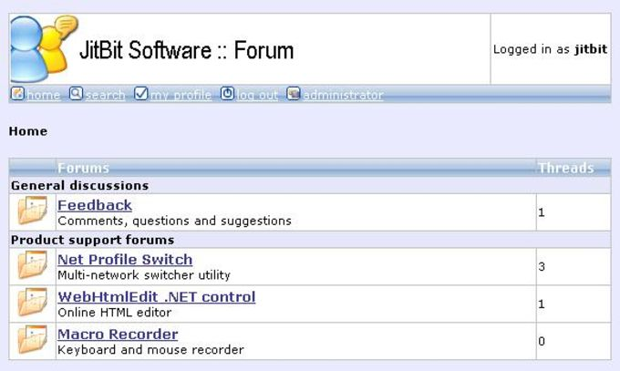 AspNetForum