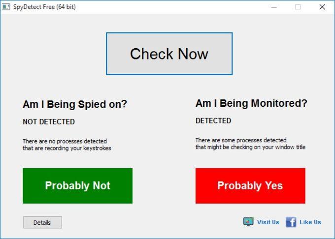 SpyDetect Free