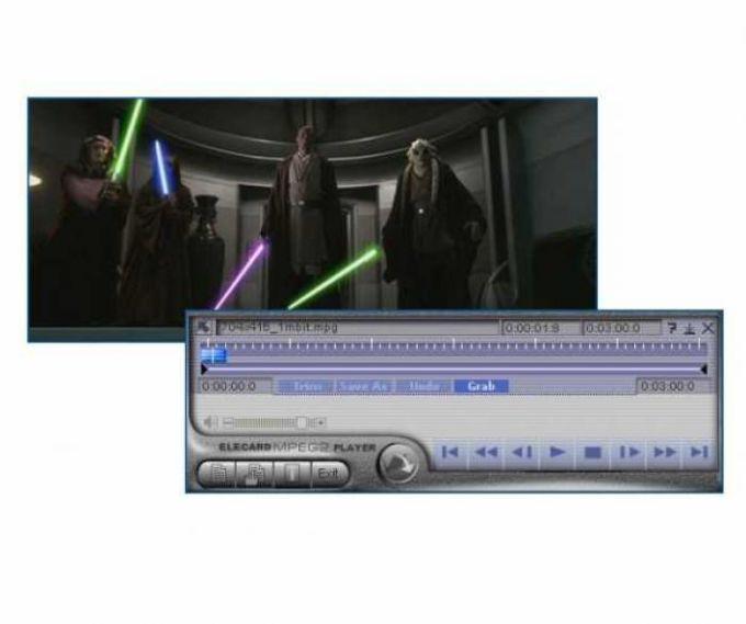 Elecard MPEG Player