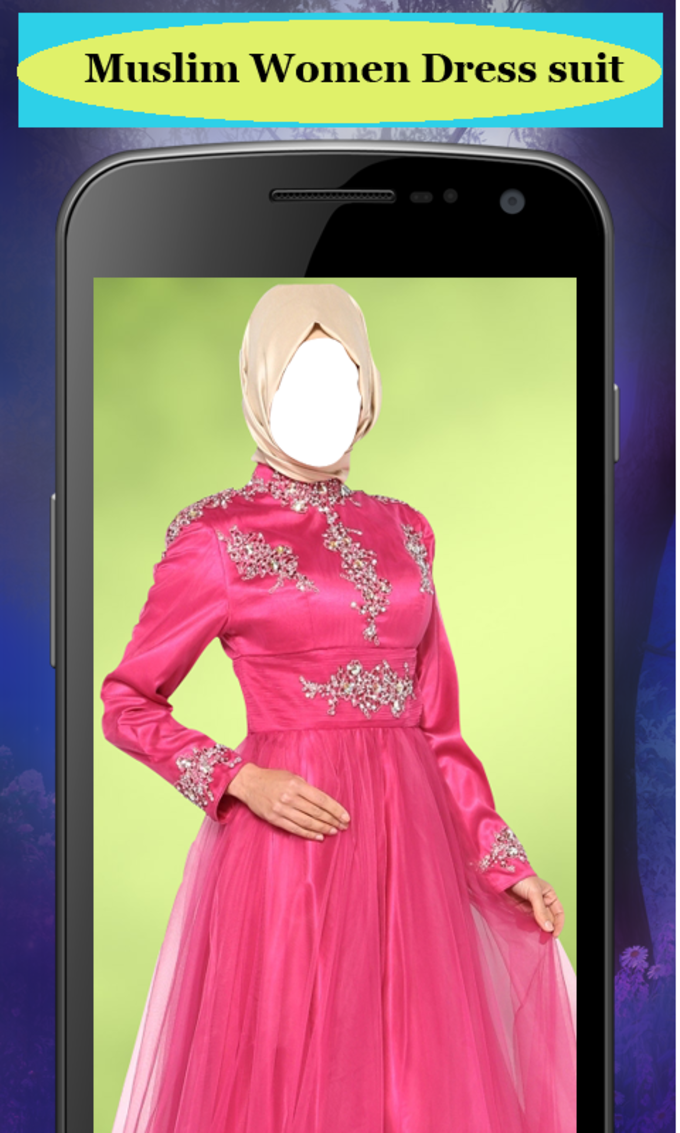 Muslim Women Dress Suit