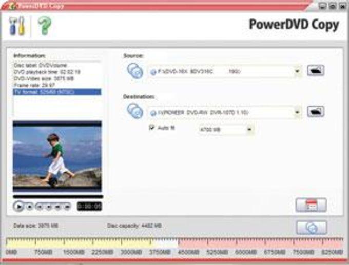PowerDVD Copy